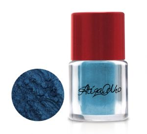 Atiqa Odho Color Cosmetics Loose Shimmer Eyeshadow - ASPP-13 - Turquoise
