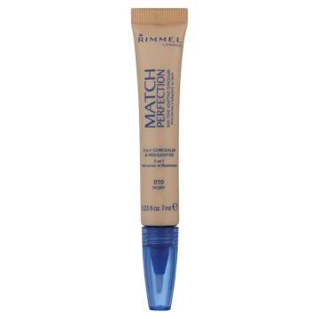 Rimmel Match Perfection Concealer - Ivory - 034-010 - 3607341811110