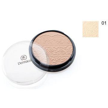 Dermacol Compact Powder - 01
