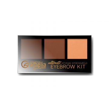 Amelia Eyebrow Kit - 02 Medium Brown