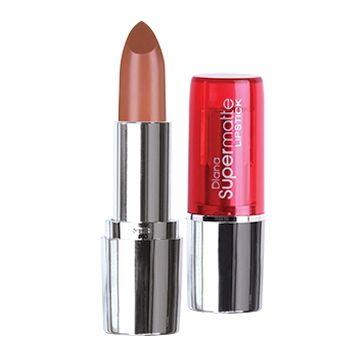 Diana of London Super Matte Lipstick - 02 Bare Nude