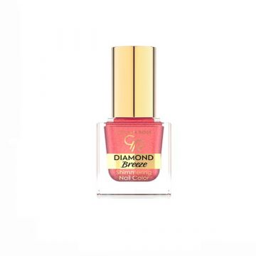 Golden Rose Diamond Breeze Shimmering Nail Color – 02