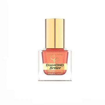 Golden Rose Diamond Breeze Shimmering Nail Color – 03