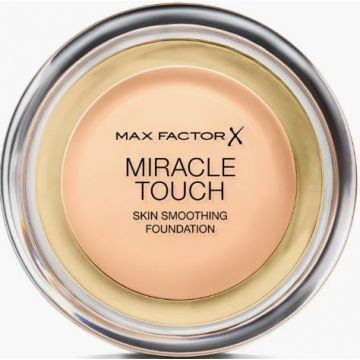 Max Factor Miracle Touch Gold CPT - 040 - Cream Ivory - 5011321338708