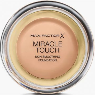 Max Factor Miracle Touch Gold CPT - 045 - Warm Almond - 5011321338340