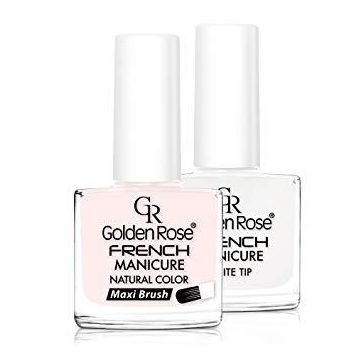 Golden Rose French Manicure Set (04)