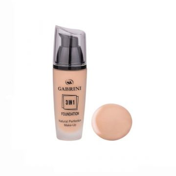 Gabrini 3 In 1 Foundation 4.5ml - 04 - 10-41-00004