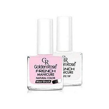 Golden Rose French Manicure Set (05)