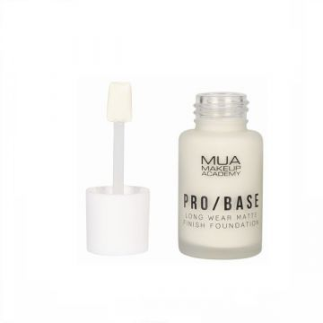 MUA Pro Base Long Wear Matte Finish Foundation - 100
