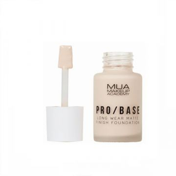 MUA Pro Base Long Wear Matte Finish Foundation - 101