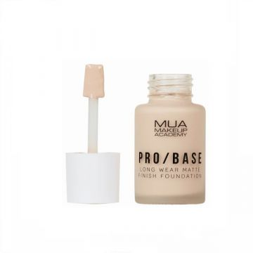 MUA Pro Base Long Wear Matte Finish Foundation - 102