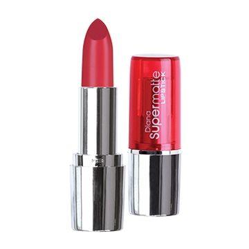 Diana Of London Super Matte Lipstick - 10 Kissable Pink