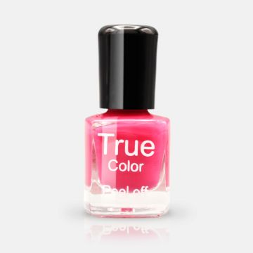 Gorgeous True Colors Peel off Nail Mask - 10
