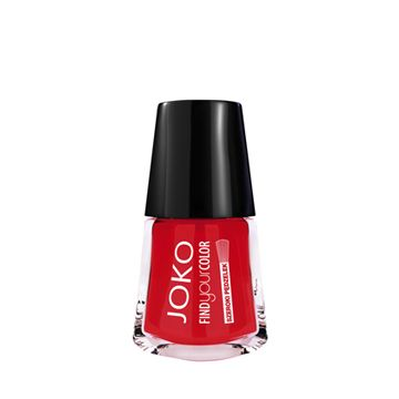 JOKO Find Your Color Nail Polish - 113 Brick Red - NJLA40027-B