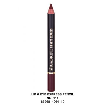 Gabrini Express Pencil 1 # 111 - 3.5 ml - 10-13-00006