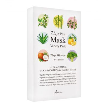Ariul 7days Plus Mask Variety Pack - 8809301765753
