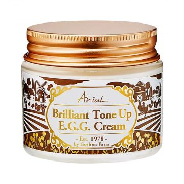 Ariul Brilliant Tone Up E.G.G. Cream 70ml - 8809301761922