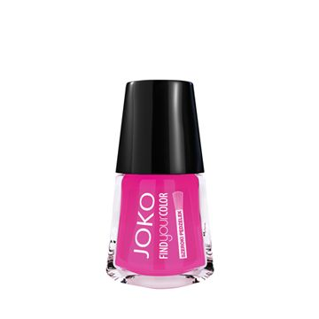 JOKO Find Your Color Nail Polish - 121 Magenta - NJLA40043-B