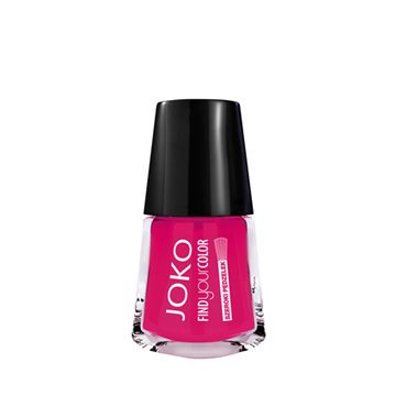 JOKO Find Your Color Nail Polish - 122 What Do You Pink - NJLA40045-B
