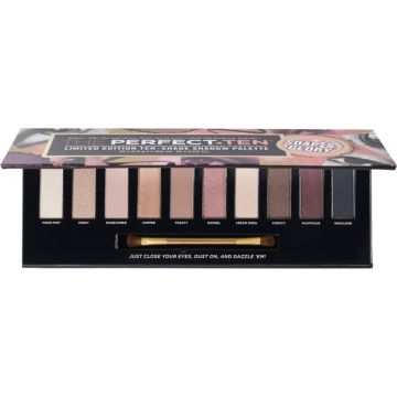 Soap & Glory The Perfect Ten Limited Edition Shade Palette - Lid Stuff - Eye Shadow