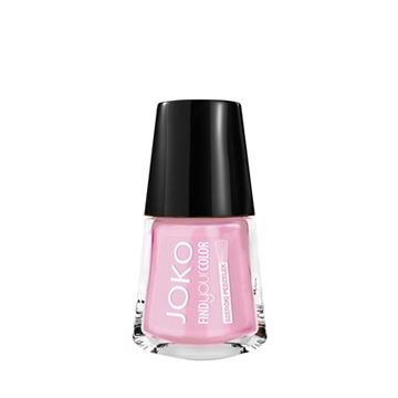 JOKO Find Your Color Nail Polish - 124 Little Princess - NJLA40049-B