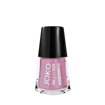 JOKO Find Your Color Nail Polish - 125 Rose Bloom - NJLA40051-B