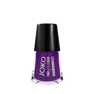 JOKO Find Your Color Nail Polish - 128 Drive Me Crazy - NJLA40057-B