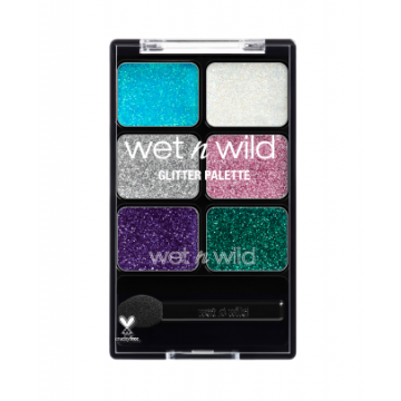 WET N WILD COLOR ICON GLITTER PALETTE - 12914 ETHEREAL