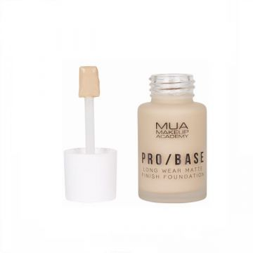 MUA Pro Base Long Wear Matte Finish Foundation - 130
