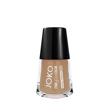 JOKO Find Your Color Nail Polish - 131 Shady Desert - NJLA40063-B