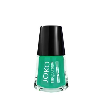 JOKO Find Your Color Nail Polish - 134 Coriander Green - NJLA40069-B