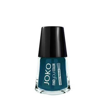 JOKO Find Your Color Nail Polish - 135 Next Wave - NJLA40071-B