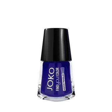 JOKO Find Your Color Nail Polish - 138 Paris Night - NJLA40077-B