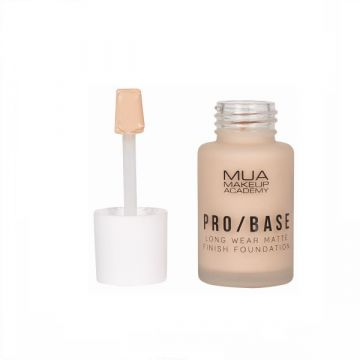 MUA Pro Base Long Wear Matte Finish Foundation - 140