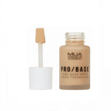 MUA Pro Base Long Wear Matte Finish Foundation - 144