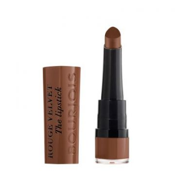 Bourjois Rouge Velvet The Lipstick - 14 Brownette - 3614224851422