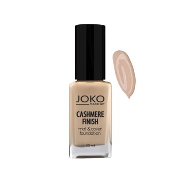 JOKO Cashmere Finish Foundation - Beige 153 - NJPO10052-B
