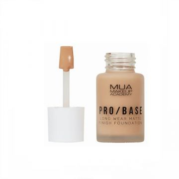 MUA Pro Base Long Wear Matte Finish Foundation - 154