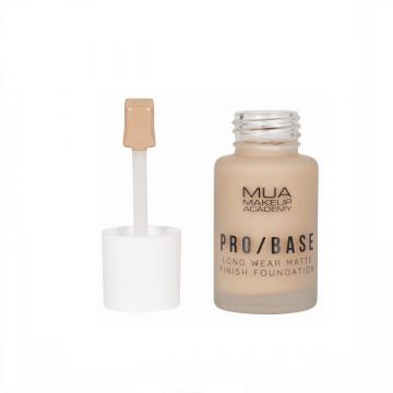 MUA Pro Base Long Wear Matte Finish Foundation - 160