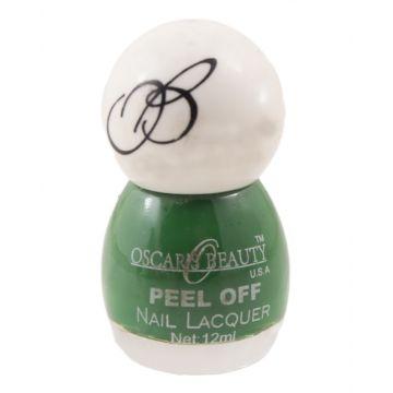 Oscar Beauty Peel Off Nail Lacquer - 33