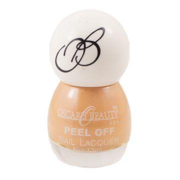 Oscar Beauty Peel Off Nail Lacquer - 77