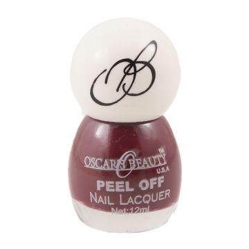 Oscar Beauty Peel Off Nail Lacquer - 84