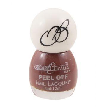 Oscar Beauty Peel Off Nail Lacquer - 27