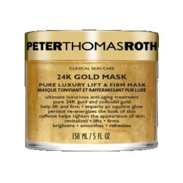 Peter Thomas Roth 24k gold mask - Pure Luxury Lift & Firm Mask - 150ml