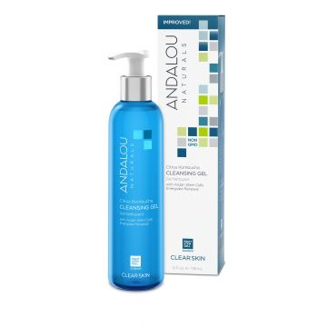 Andalou Naturals (Clarifying) Citrus Kombucha Cleansing Gel - 178ml
