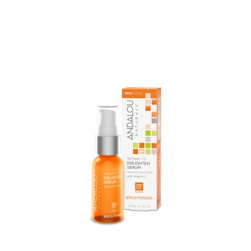 Andalou Naturals (Brightening) All-in-One Beauty Balm Sheer Tint with SPF 30 - 58ml