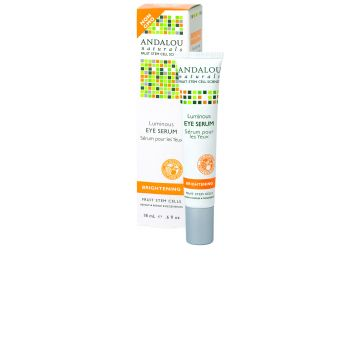 Andalou Naturals (Brightening) Luminous Eye Serum  - 18ml