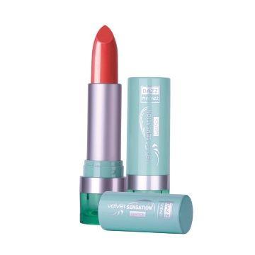 velvet lipstick 25 tropical pavlova