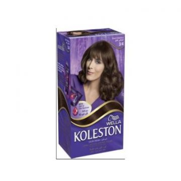Wella Koleston Kit 3/4 DARK CHESTNUT MENAP