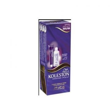 Wella Koleston Semi Kits 305/66 Aubergine AP-DEM